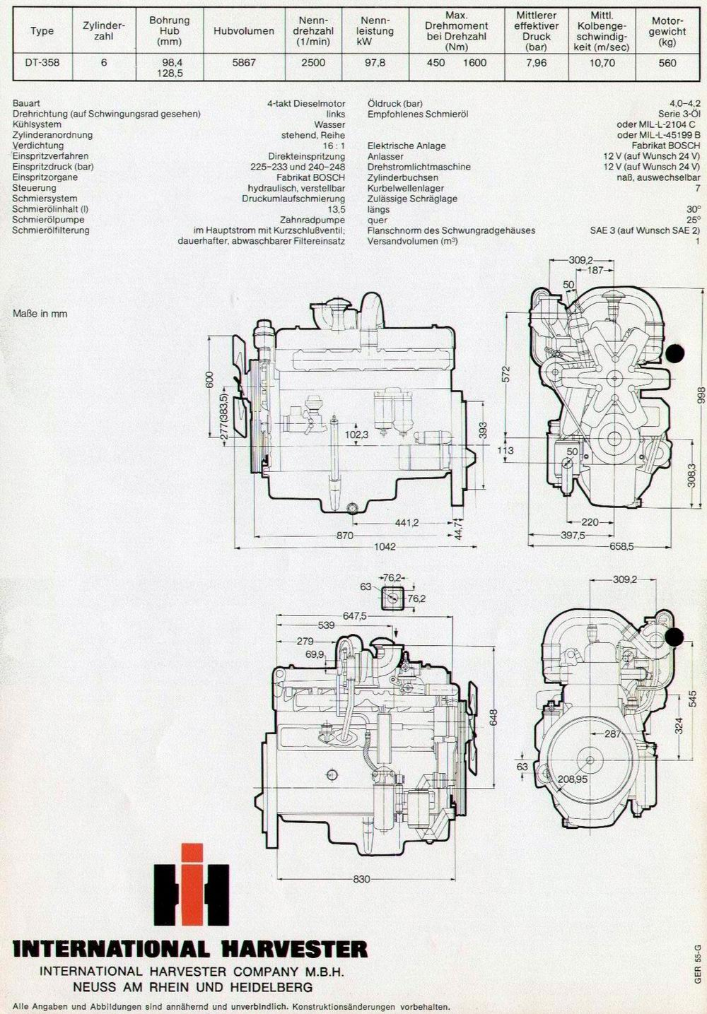 1013570 Fuel Line Routing 54 F100 further Misc further 7cw42 Mitsubishi Montero Limited Changing Spark Plugs likewise TM 5 6115 593 34 289 as well Diesel Engine Clip Art. on 4 cylinder diesel engine